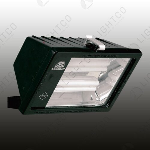 FLOOD LIGHT WITH ADJUSTABLE BRACKET