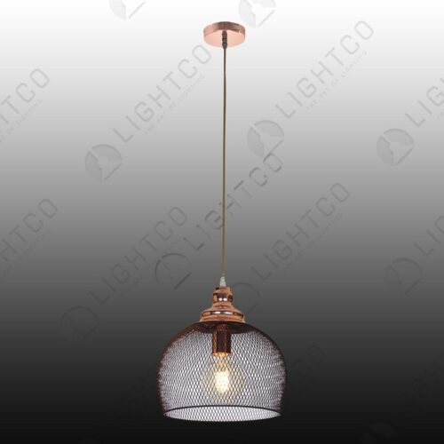 PENDANT CAGE SMALL ROUNDED