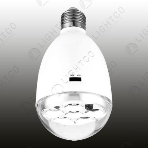 EMERGENCY ES LAMP AND REMOTE ROUNDED TOP