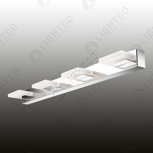 WALL LIGHT VANITY LED IP44 LONG CUBES