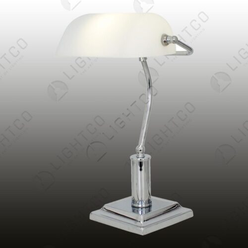 TABLE LAMP BANKERS