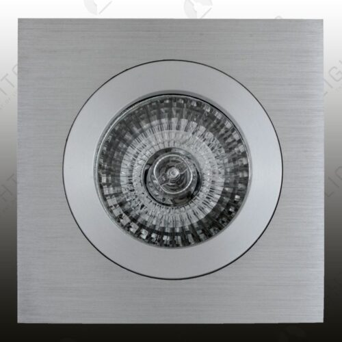 DOWNLIGHT FIXED SQUARE CNC TWIST LOCK