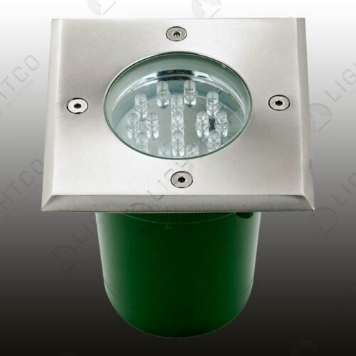 GROUND LIGHT LED SQUARE