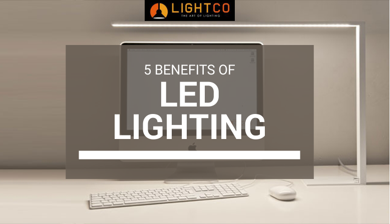One of the many benefits of LED lighting is the fact that they are eco-friendly and not harmful to the environment this makes them one of Lightcos favourites