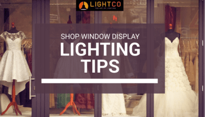 Lightco recommends placing your product at eye level to catch the eye of passers-by.