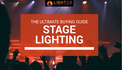 Lightco believe that stage lighting has the ability to make or break any performance