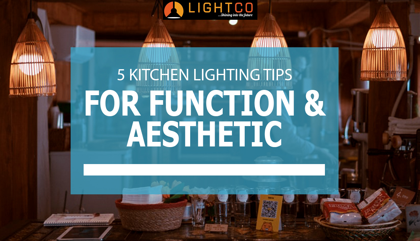 5 Kitchen Lighting Tips