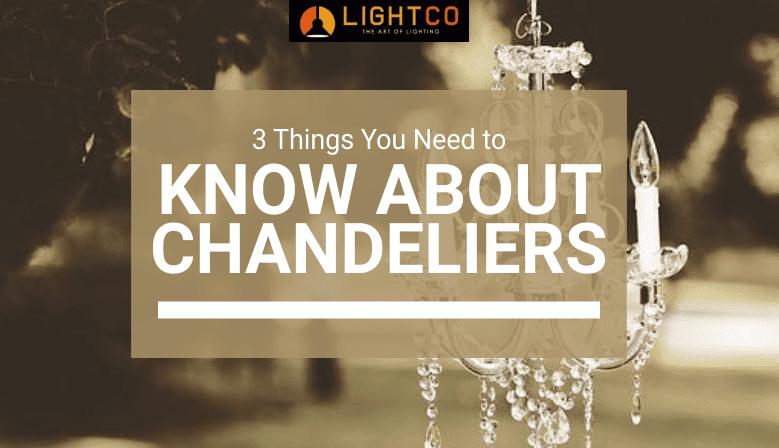 Delicate crystal chandelier hanging in empty room